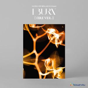 (G)I-DLE - Mini Album Vol.4 [I burn] (FIRE Ver.)
