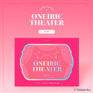 IZ*ONE - ONLINE CONCERT [ONEIRIC THEATER] BLU-RAY *Ktown4u Pre-order benefit : Photocard 1set