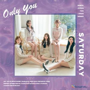 SATURDAY - Single Album Vol.5 [Only You]
