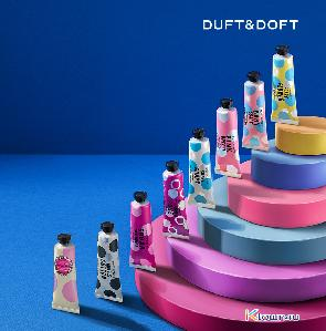 [DUFT&DOFT] NOURISHING HAND CREAM 7TYPE