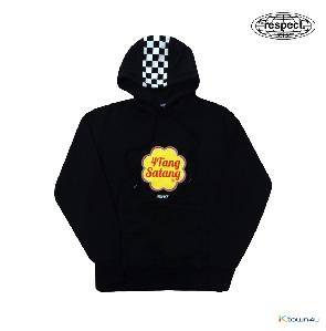 [RESPECT] Respect X 4tang checkmate hoodie / overfit hood t-shirt / 3size