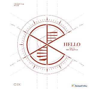 CIX - EP Album Vol.4 [HELLO Chapter Ø. Hello, Strange Dream] (Strange Dream Ver.)