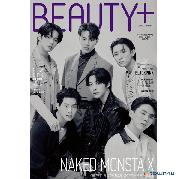 [韓国雑誌] BEAUTY+ 2021.02 (Cover : MONSTA X Group)