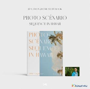 ウン・ジウォン - EUN JIWON 20 THE PHOTOBOOK [`PHOTO SCENARIO` -SEQUENCE in HAWAII-]