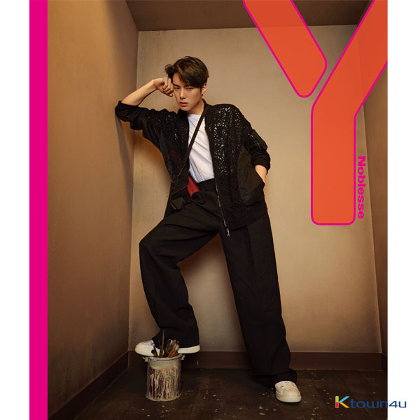 Y First issue B Type (Cover : MONSTA X Shownu & Minhyuk)