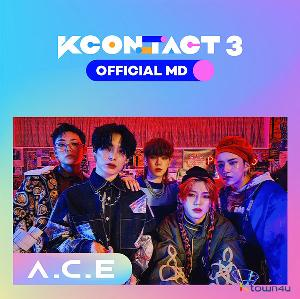 A.C.E - チケット& AR カードセット[KCON:TACT3 公式MD]