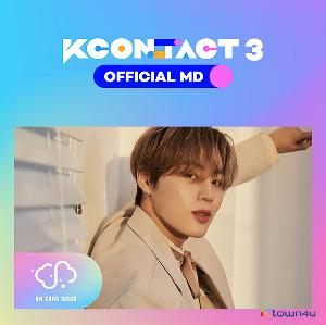HA SUNG WOON- チケット& AR カードセット[KCON:TACT3 公式MD]