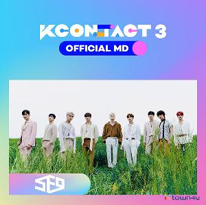 SF9 - チケット& AR カードセット[KCON:TACT3 公式MD]