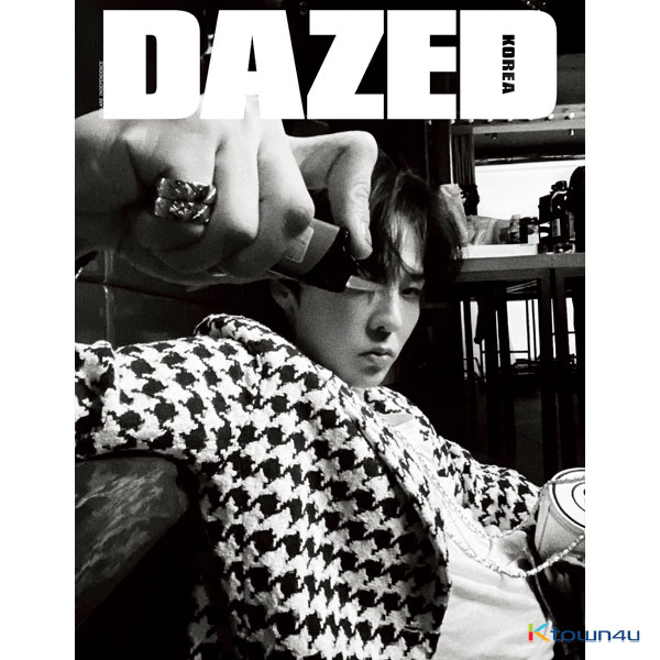 Dazed & Confused Korea 2021.04.05 H Type (Cover : GD)