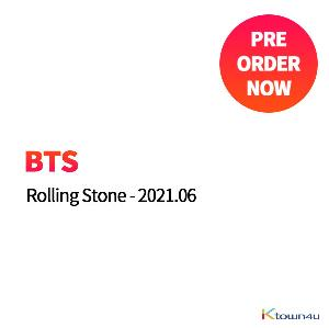 Rolling Stone - 2021.06 (Cover : BTS) (U.S.A Edition)