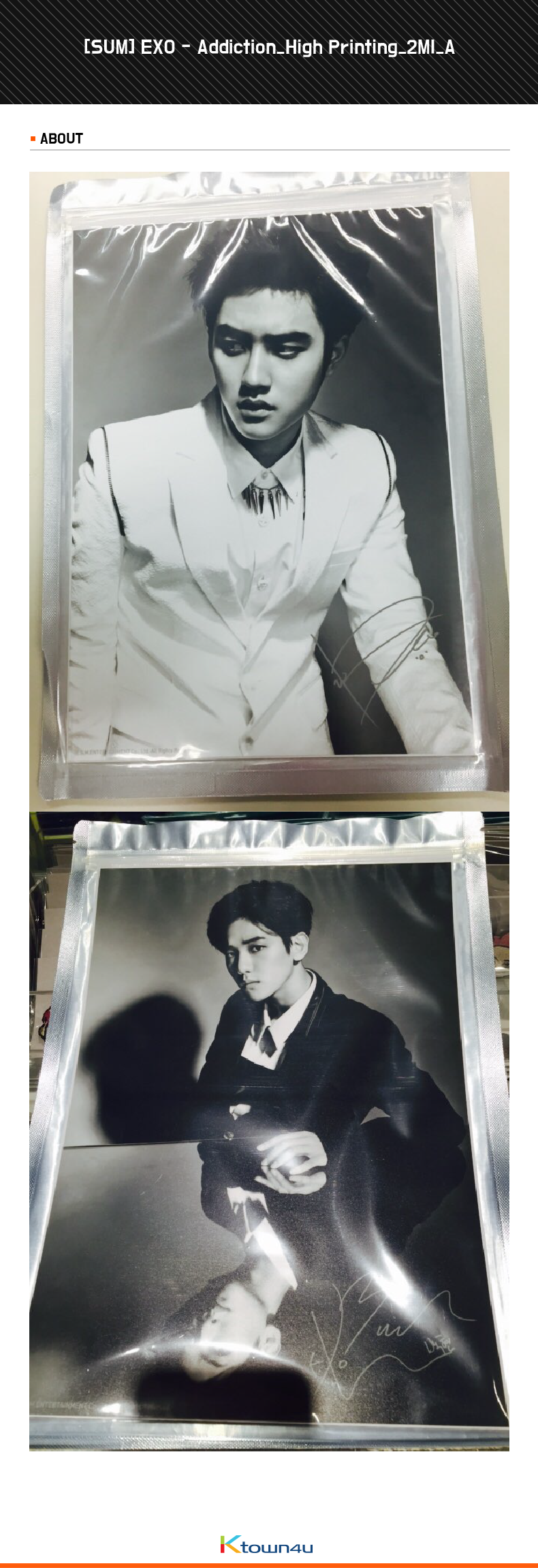 [SUM] EXO - Addiction_High Printing_2MI_A