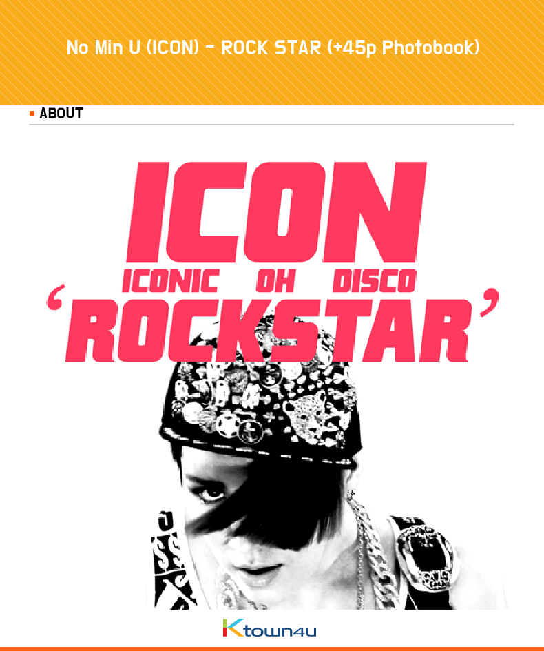 No Min U (ICON) - ICONIC OH DISCO `ROCK STAR`
