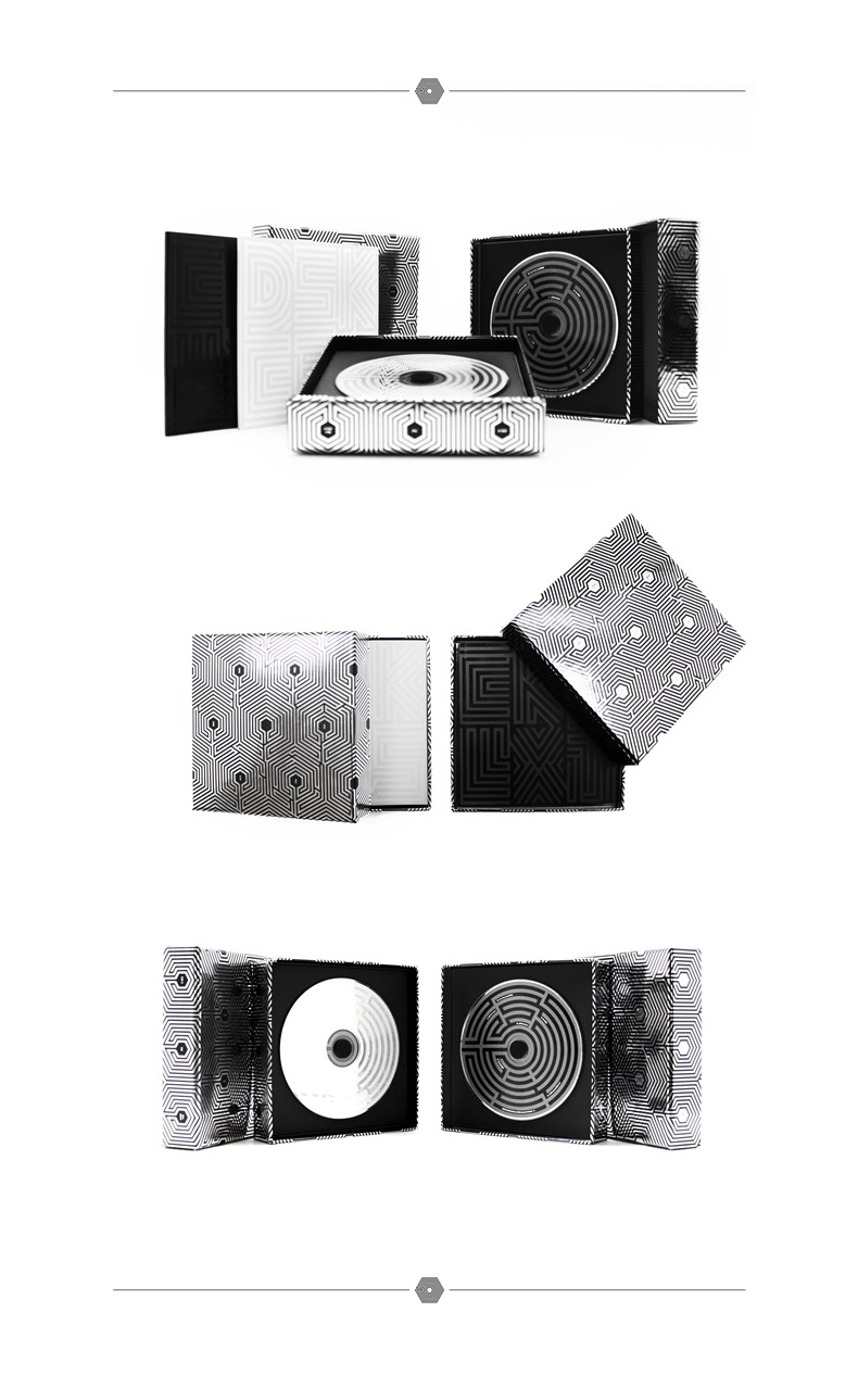 EXO-K [エクソ] - Mini Album Vol.2 [Overdose] ( + Booklet + Random Card 1p)