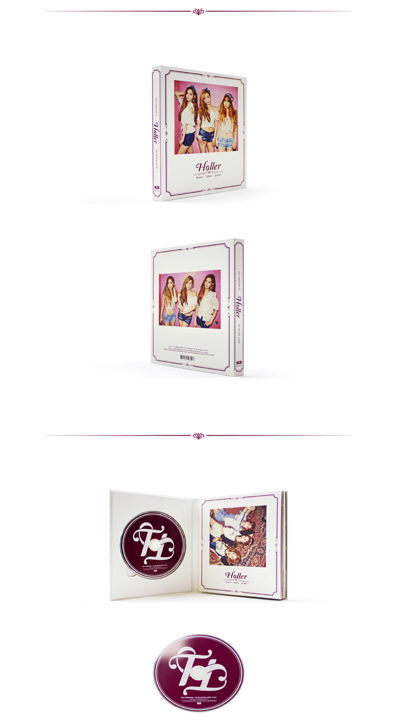 少女時代 (TTS) - Mini Album Vol.2  [Holler]