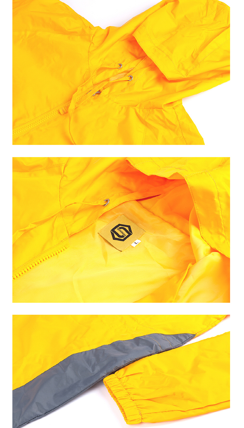 SECHSKIES - WIND BREAKER [2016 SECHSKIES CONCERT YELLOW NOTE]