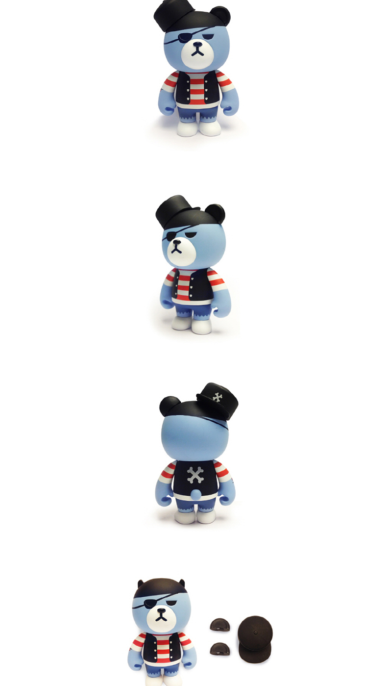KRUNK Art Toy Collection