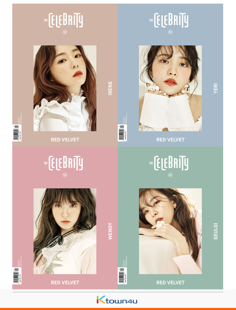 SM Magazine : The Celebrity Vol.2 (Cover : YERI)