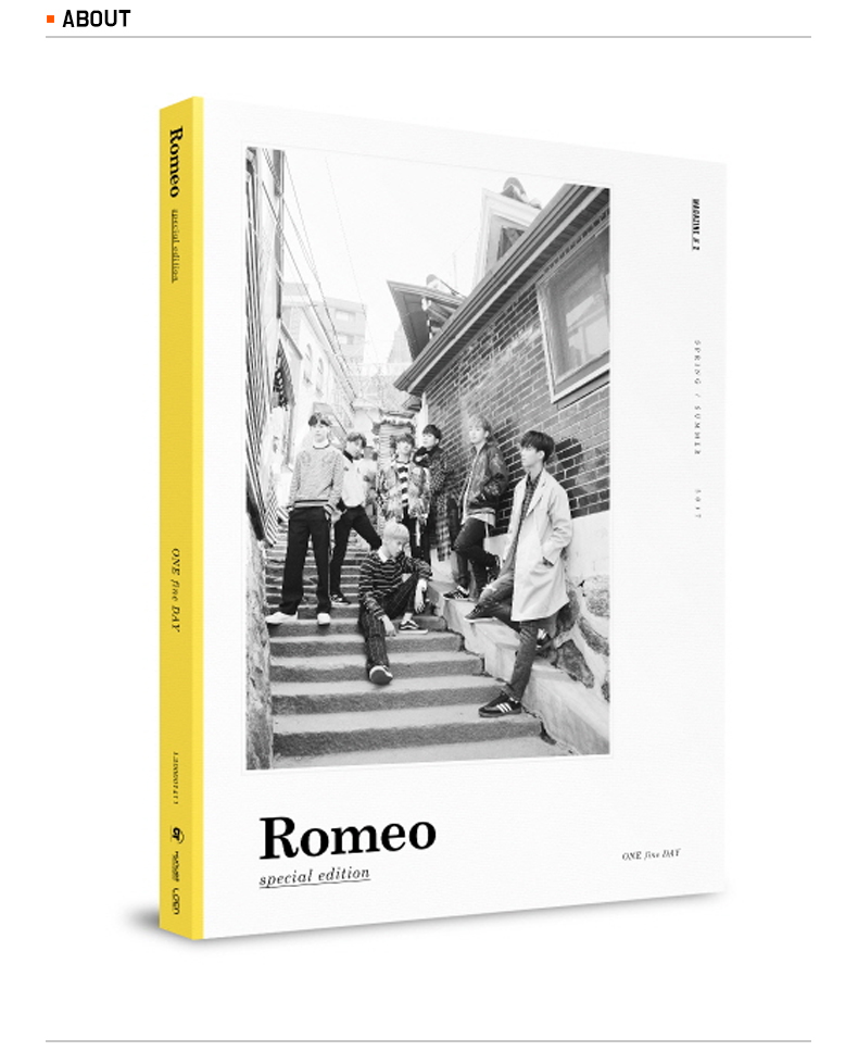 ROMEO - 2ND SPECIAL EDITION [ONE fine DAY]